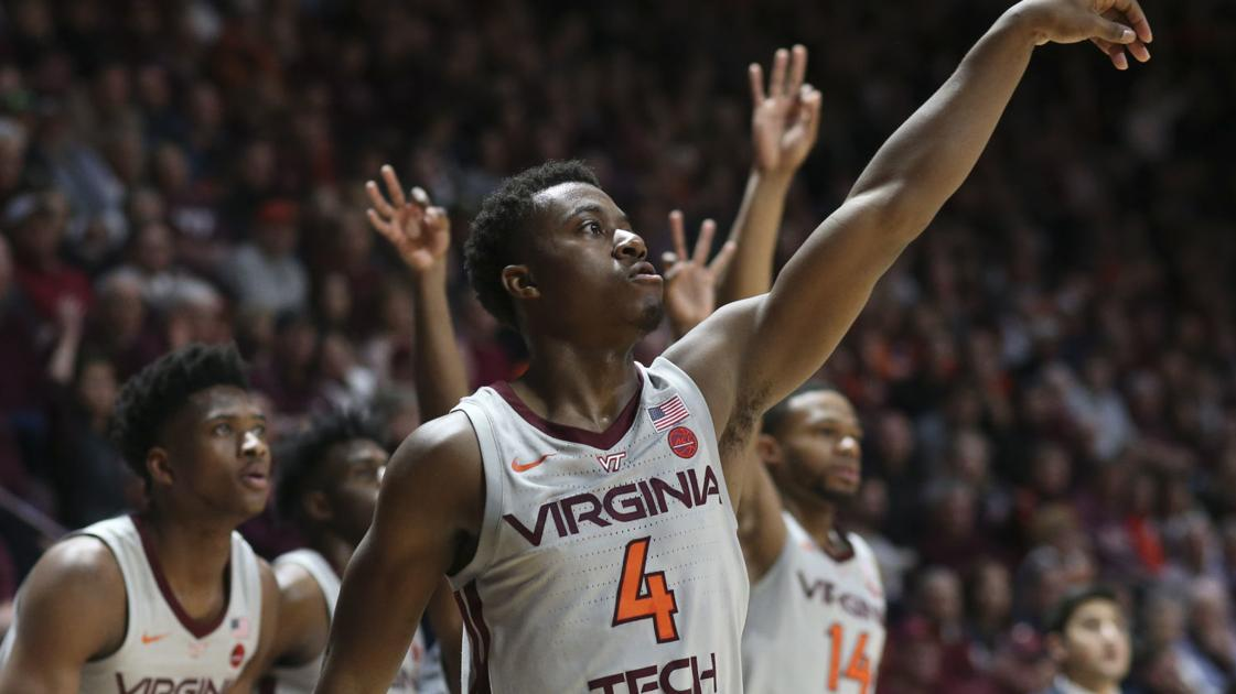 McFarling: Virginia Tech's Alleyne labors his way out of slump
