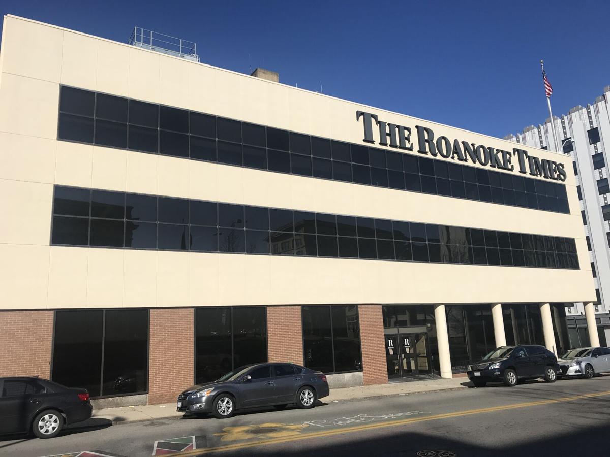 Roanoke Times Building