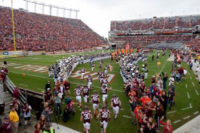 Lane Stadium header