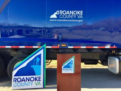roanoke county branding logo