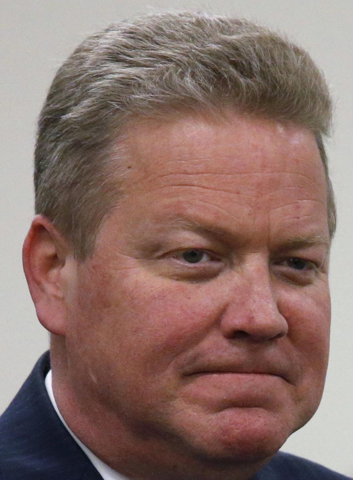 Sen. Bill Stanley, R-Franklin