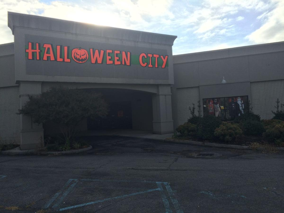 Halloween City Christiansburg Va