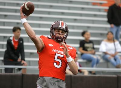 Virginia Tech's quarterback competition far from over with spring practice in the books
