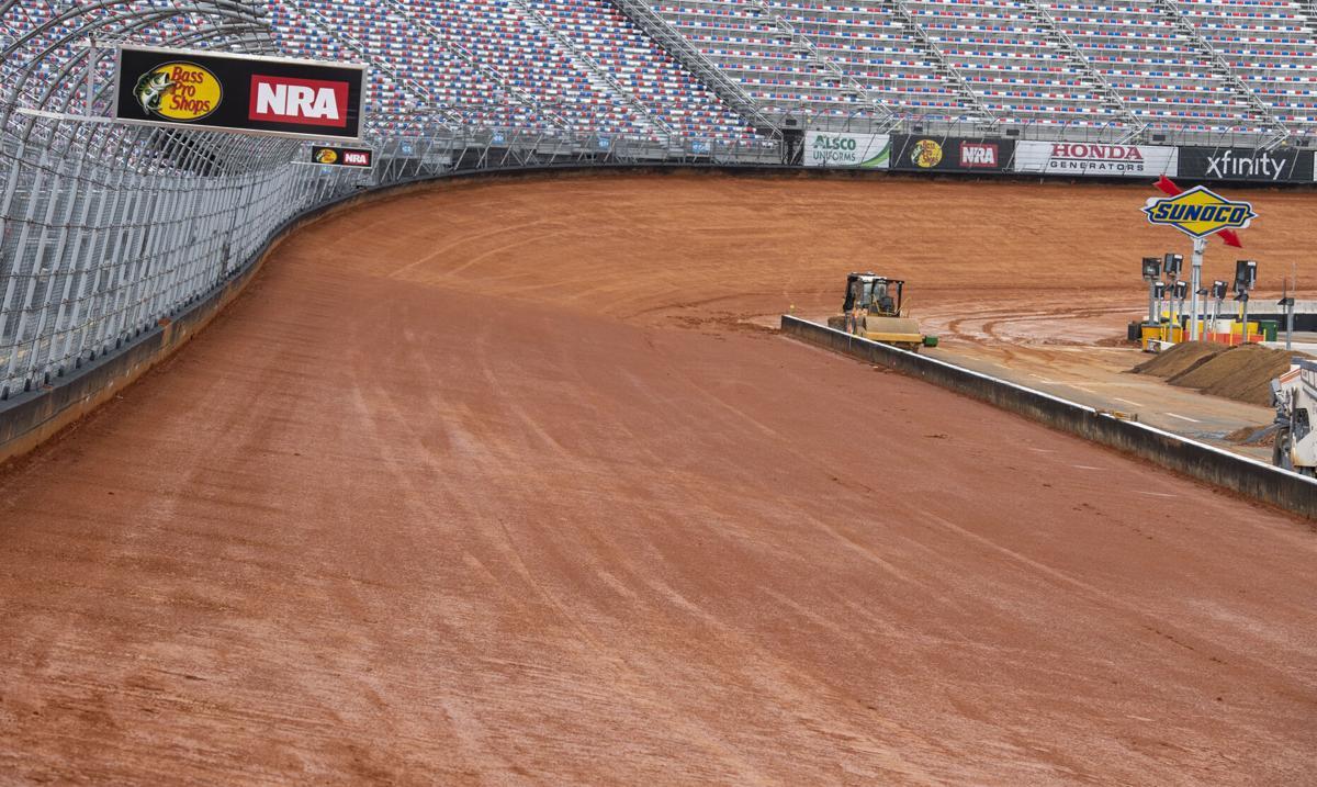 BMS Dirt Track