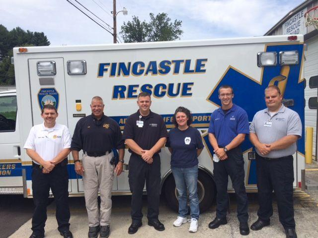 medic 459 unit to help staff fincastle rescue squad on fridays this fall roanoke times. Black Bedroom Furniture Sets. Home Design Ideas