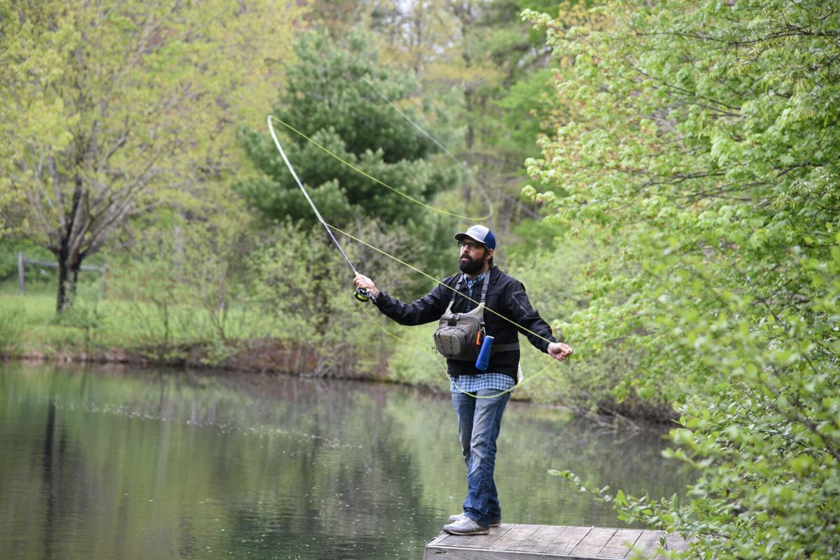 Finding healing through fishing