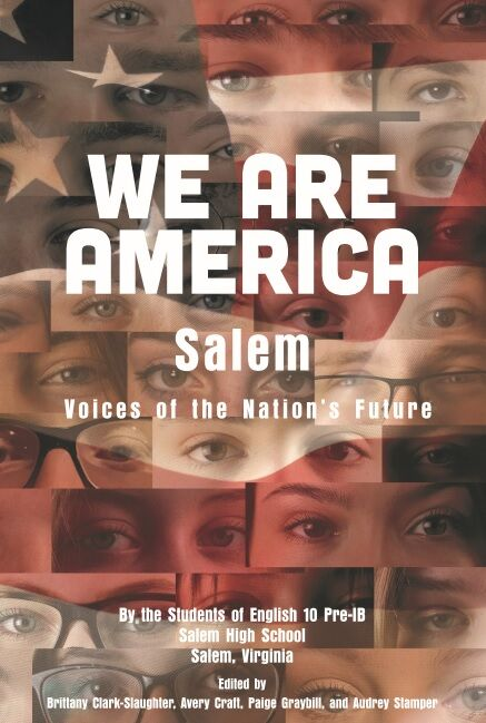 We Are America Salem Cover