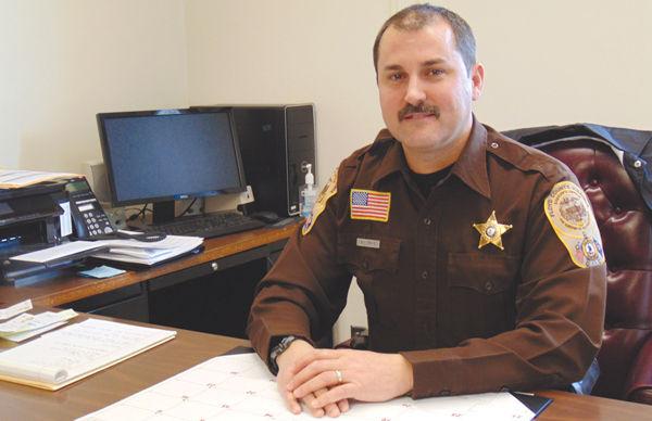 Floyd County Sheriff Brian Craig