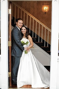 Barnes - Roller Wedding - Roanoke Times