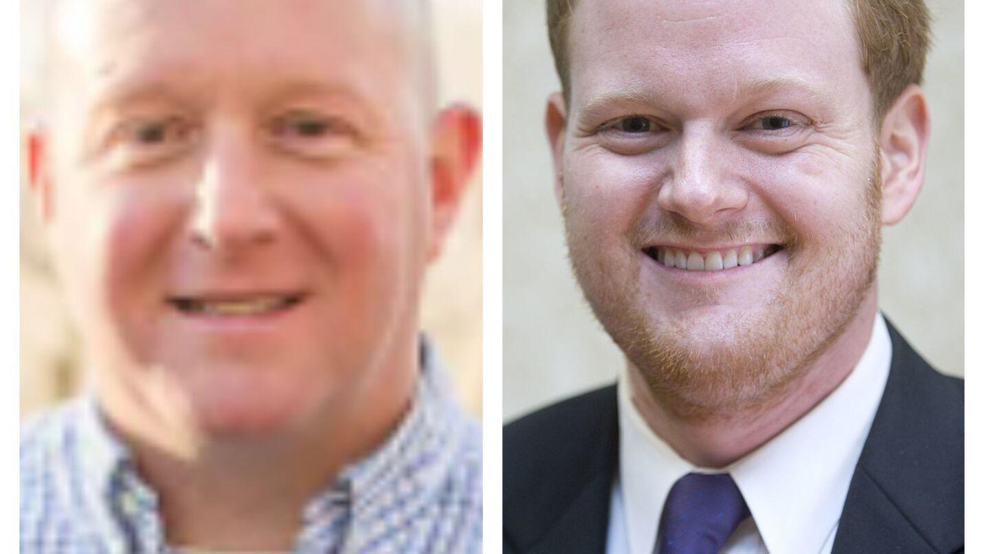 In a high dollar, unfriendly race, Jason Ballard attempts to unseat incumbent Chris Hurst