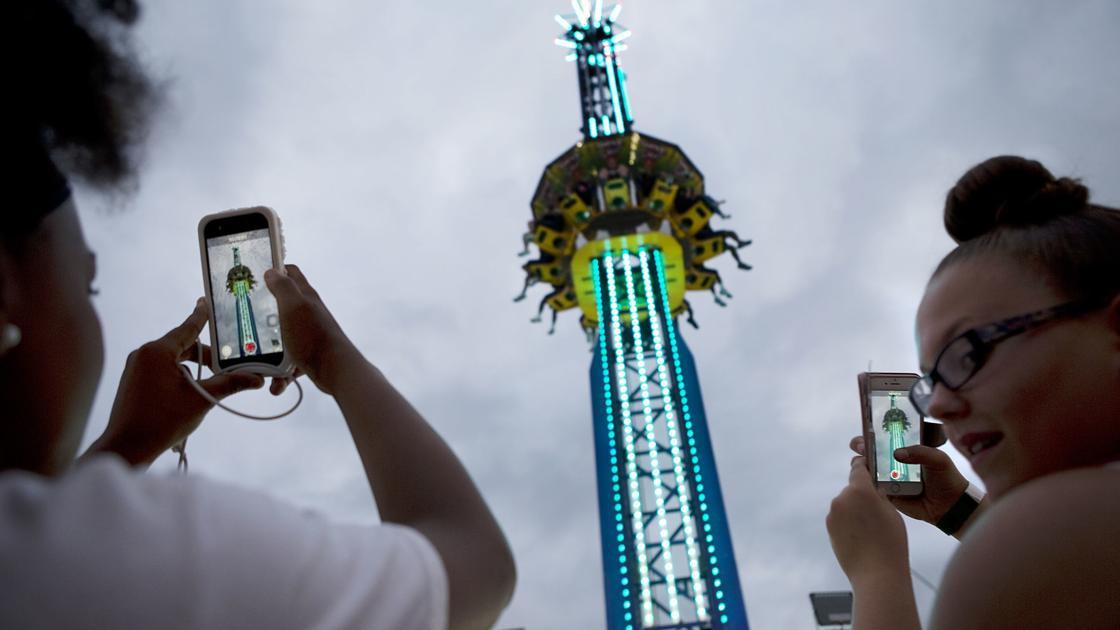 Salem Fair's estimated attendance holds steady despite summer heat wave
