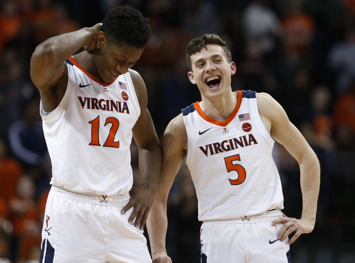 Uva Men S Basketball Postseason May Be Last Go Around For Significant Part Of Cavs Roster Uva Roanoke Com