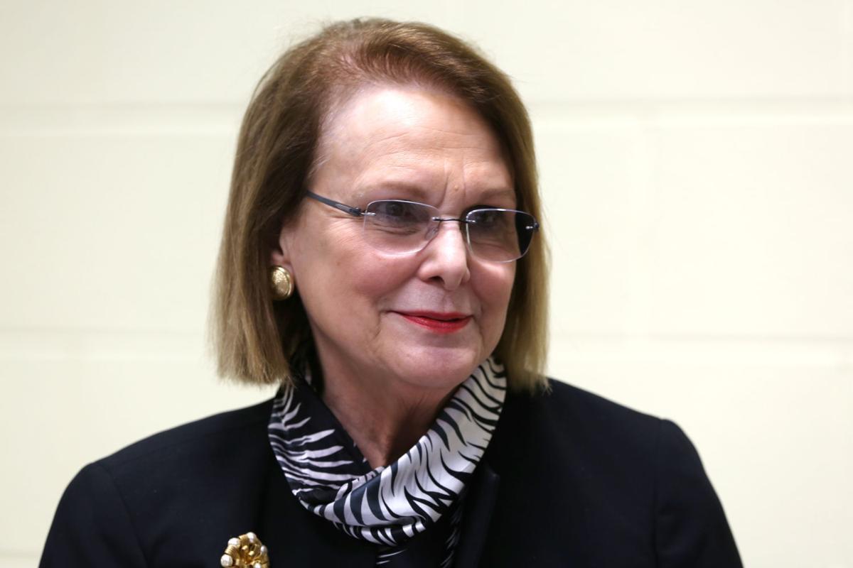 Roanoke City Public Schools Superintendent Rita Bishop