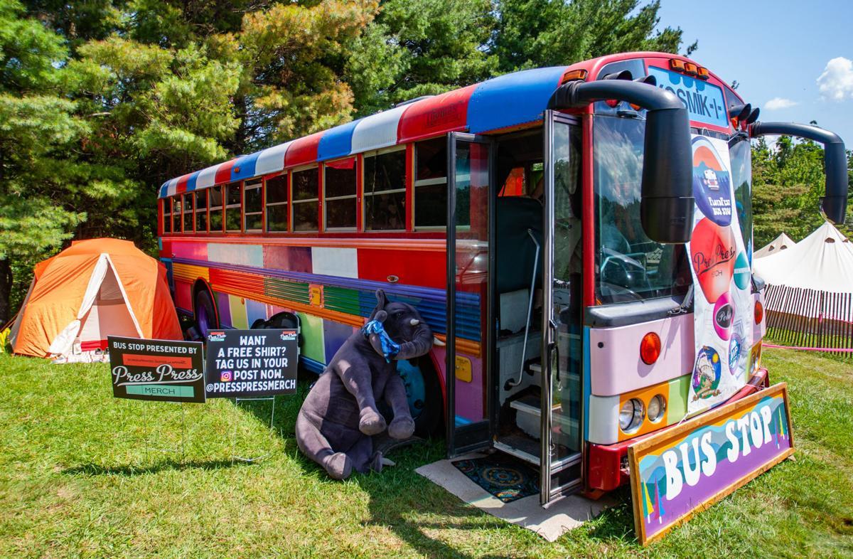 'Tiny Bus Concert'