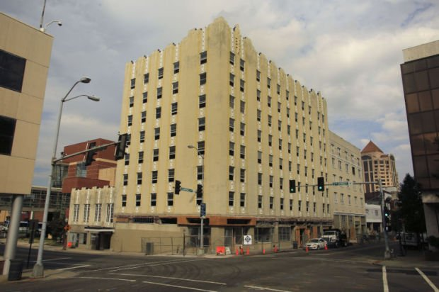 Car Rental Roanoke Va: Ponce De Leon Debuts As Downtown Roanoke Apartment Complex