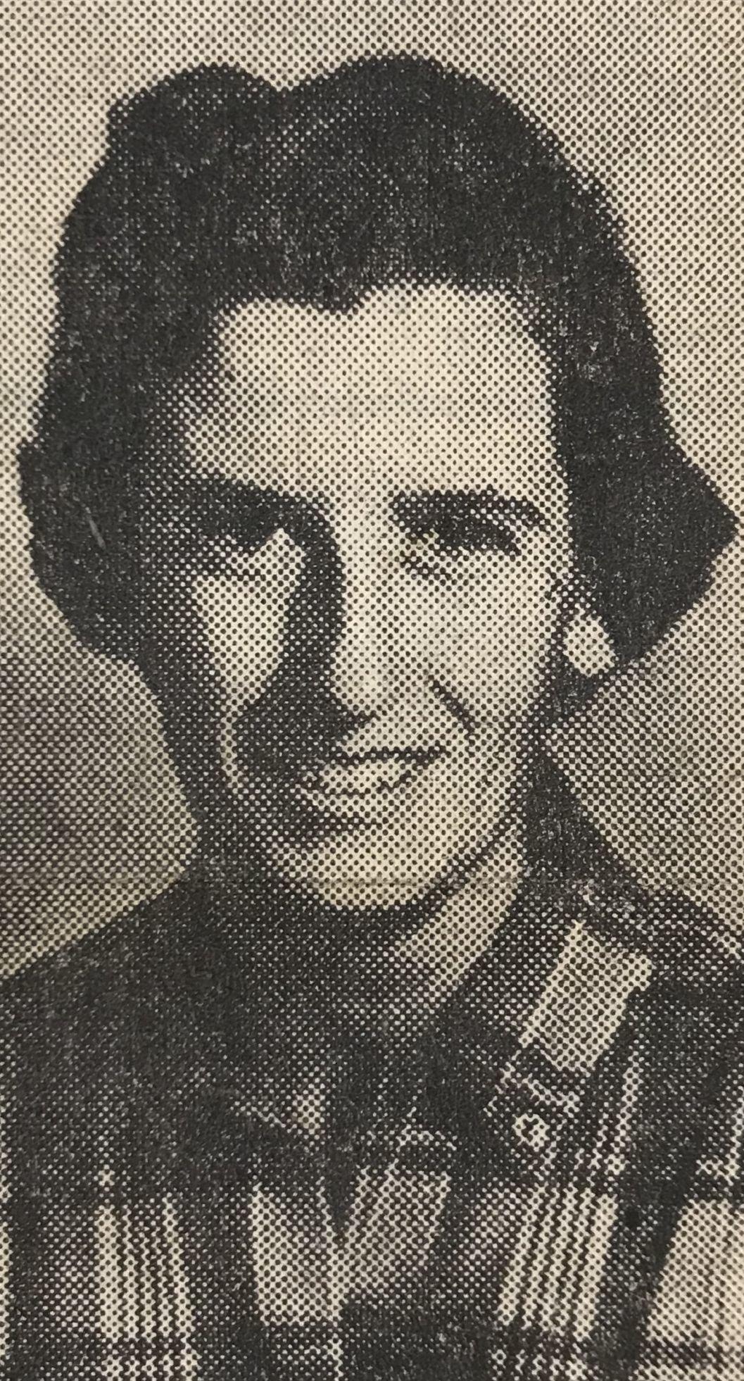 Jeane Bentley (1966)