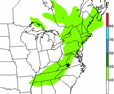 an appropriately soggy new year s eve ahead and snow prospects