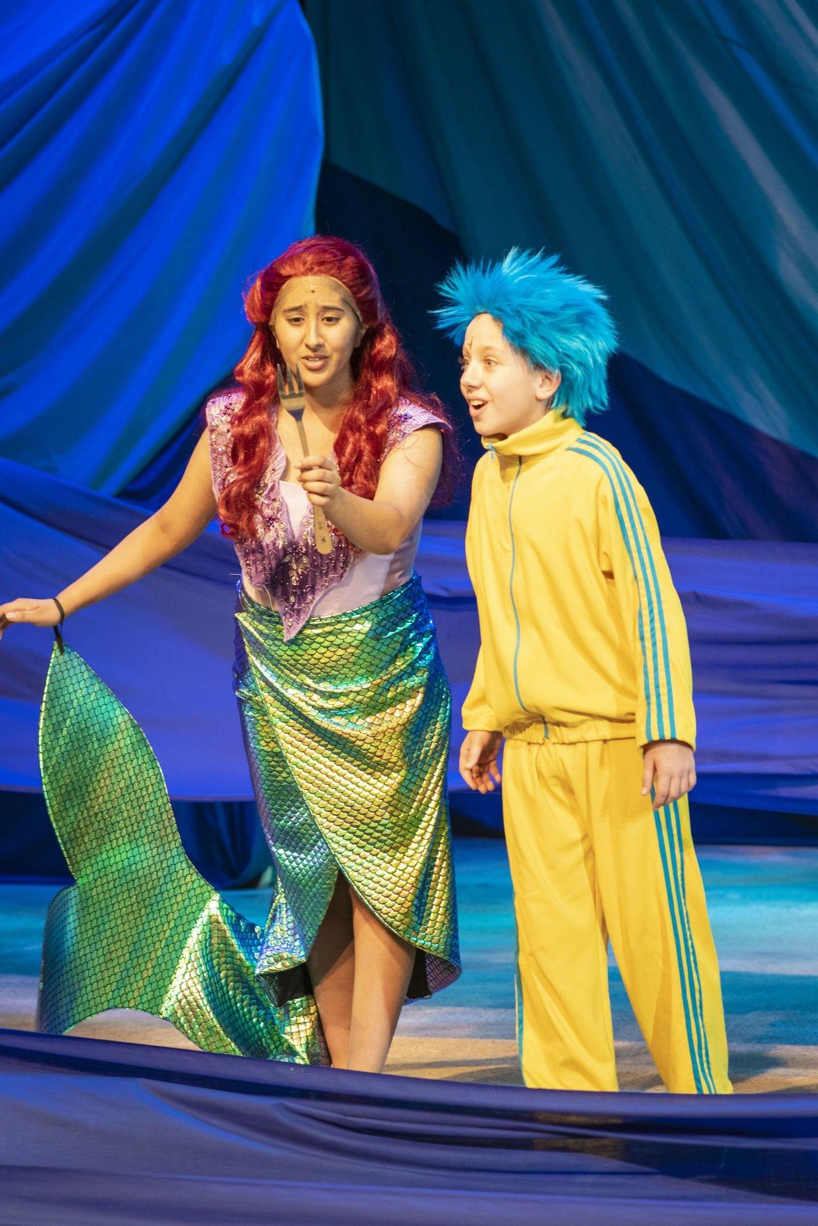 Ariel (Victoria Riego de Dios) _ Flounder (Jasper Moore).jpg