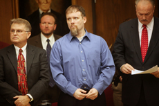 Easley pleads no contest, avoids death penalty in woman's murder