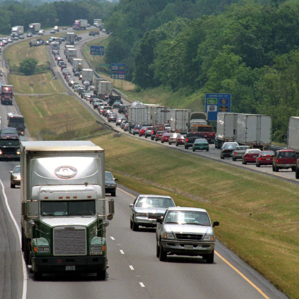 Foster: Divert trucks on I-81 to rail | Commentary | roanoke com