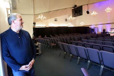 One year after fire, Pulaski Church of God rejoicing, rising and