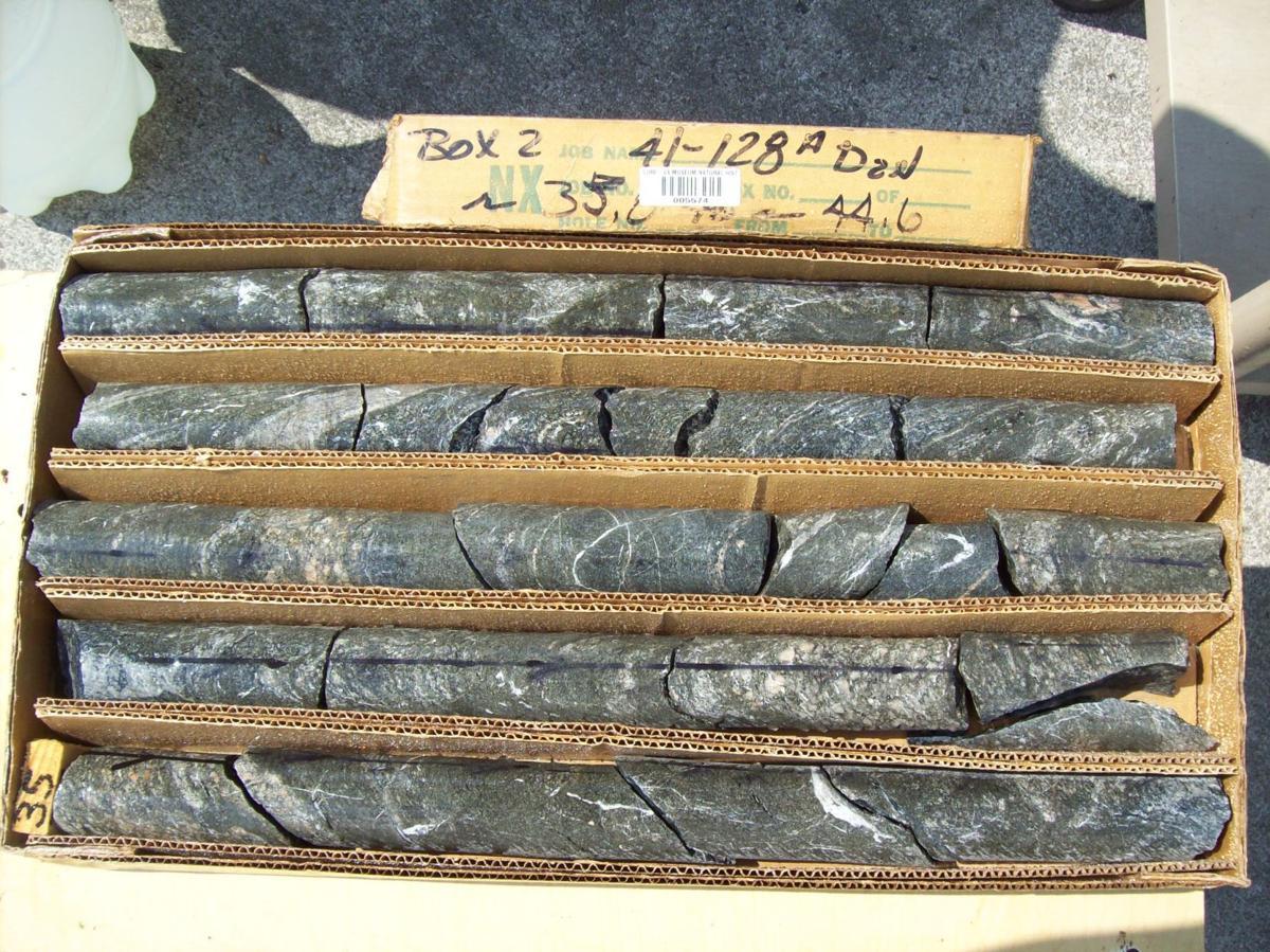 uranium cores