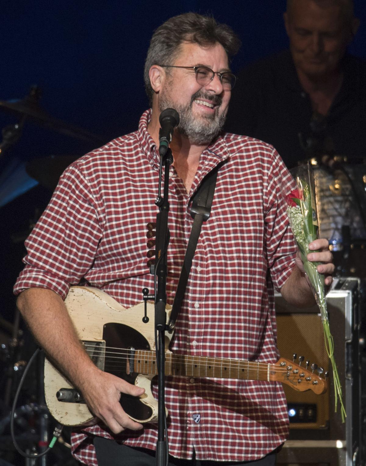 vince gill songs look at us