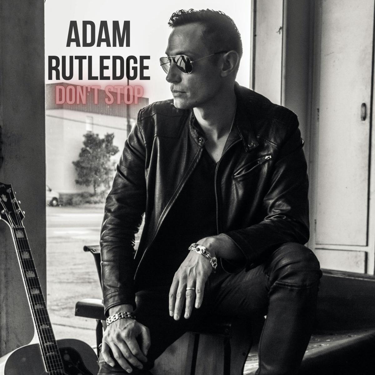 ADAM RUTLEDGE Album Art