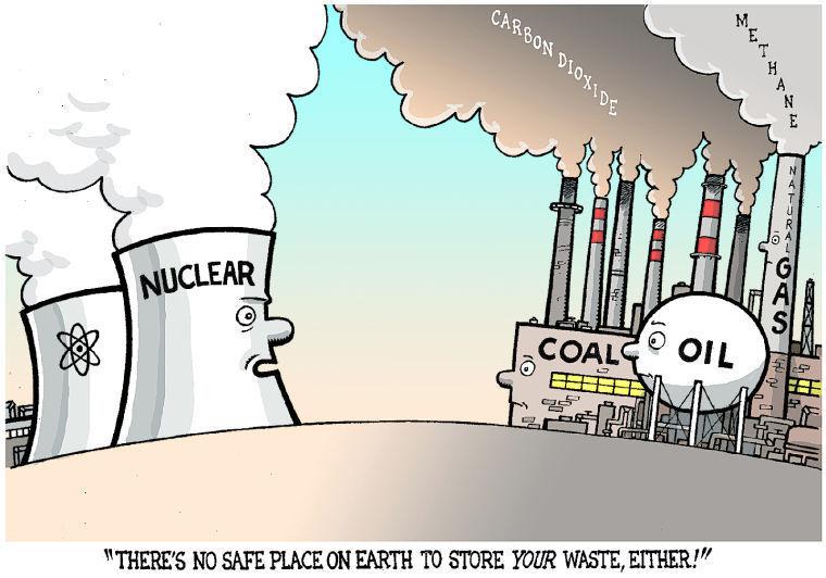 art energy waste
