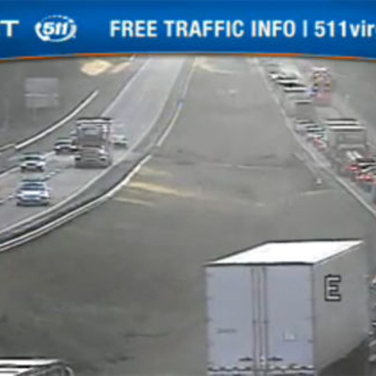 Paving problems pinch I-81 north traffic in Roanoke County