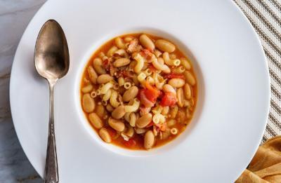 Recipe of the Day: Pasta e Fagioli