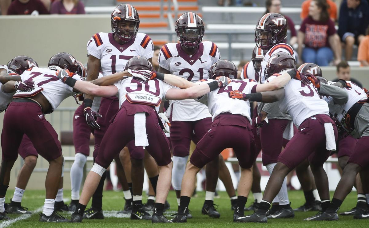 Virginia Tech Football Announces Date For 2020 Spring Game Virginia Tech Roanoke Com