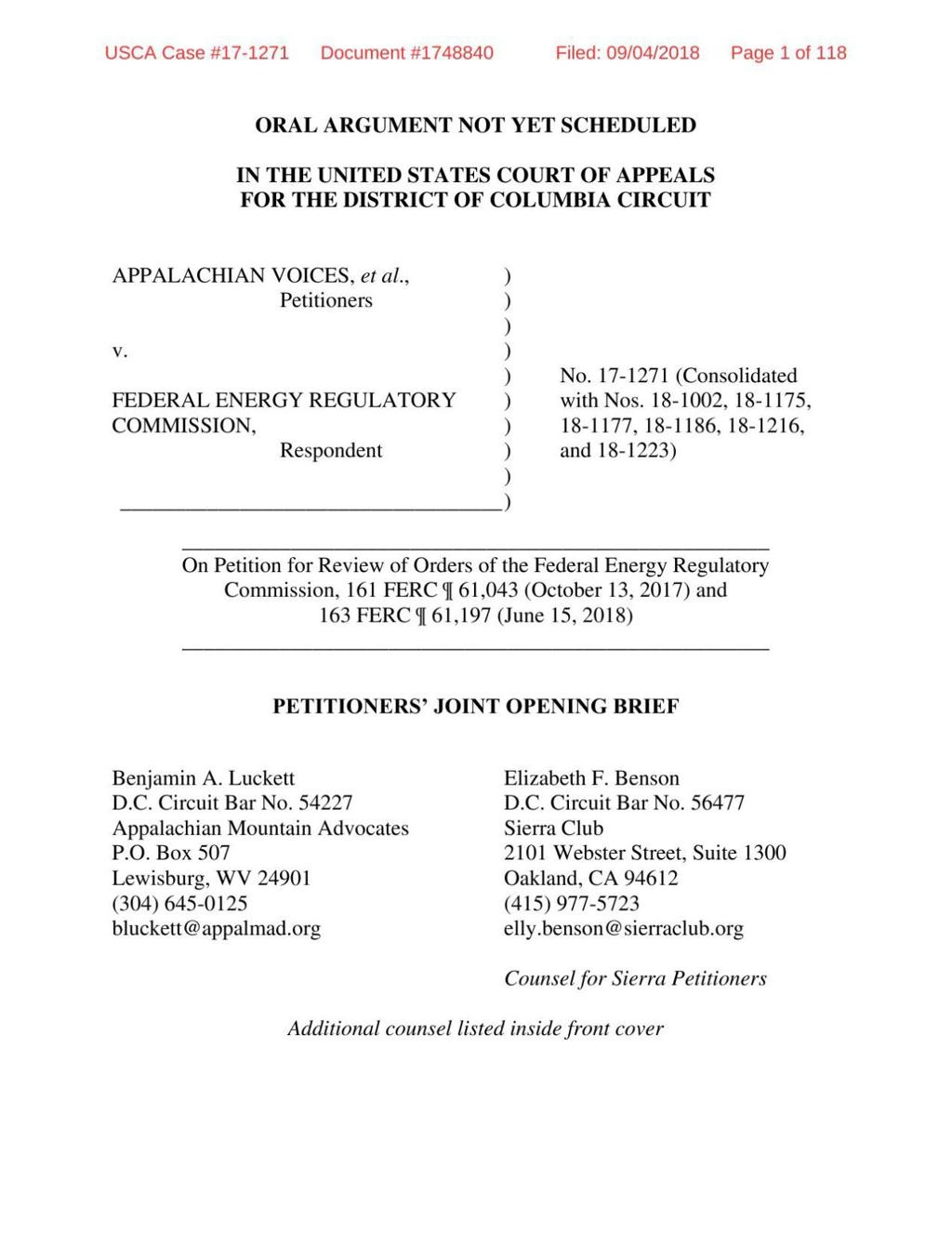 Appeals court set to review FERC\'s approval of the Mountain ...