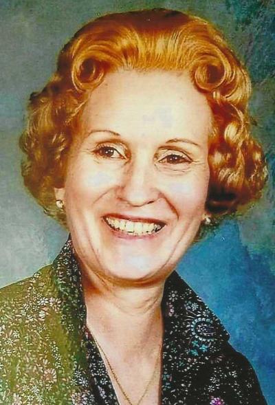 CROCKETT, Rowena Mae Lafon Porterfield