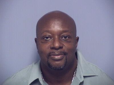 Mugshot of Robert Jeffrey Jr. taken on Oct 6 2021