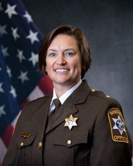 Sheriff April Staton