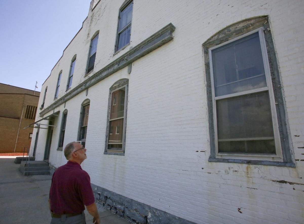 MG Phlegar Taylor buildings 072419