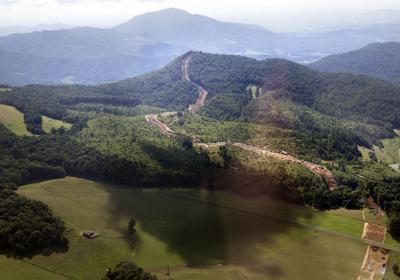 Cahas Mountain