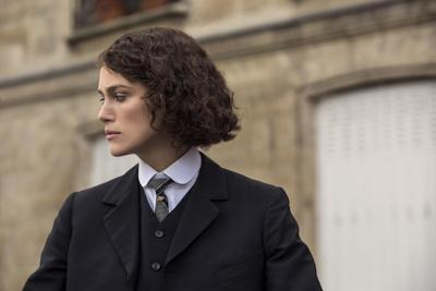 Movie Review Knightley S Colette Is A Novel Biopic