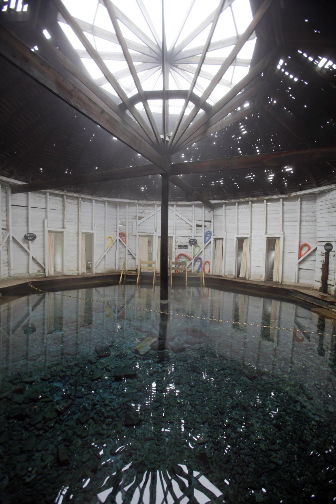 Jefferson Pools In Bath County Shut Down For Safety
