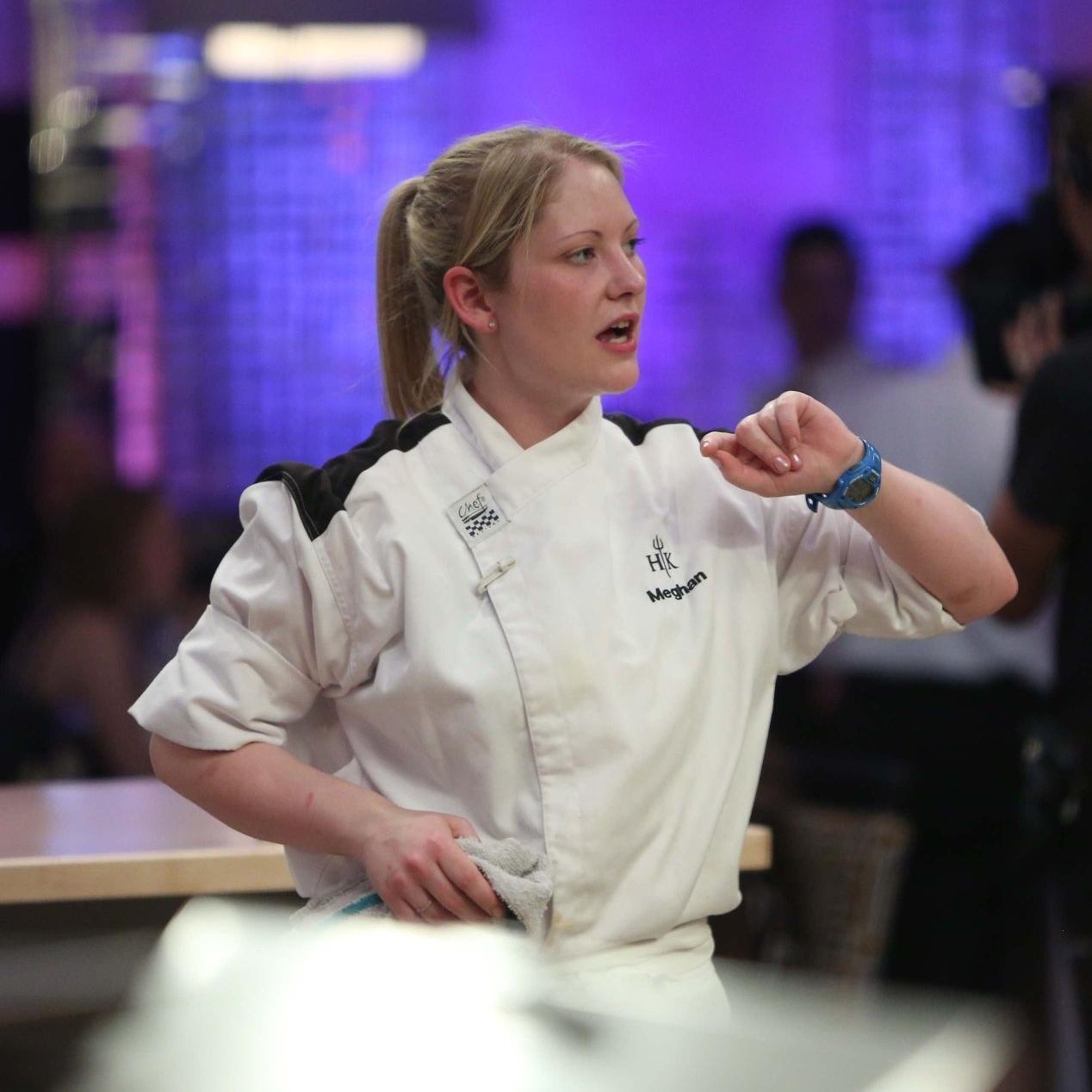 Hell S Kitchen Winner Meghan Gill Bound For Atlantic City Arts Roanoke Com