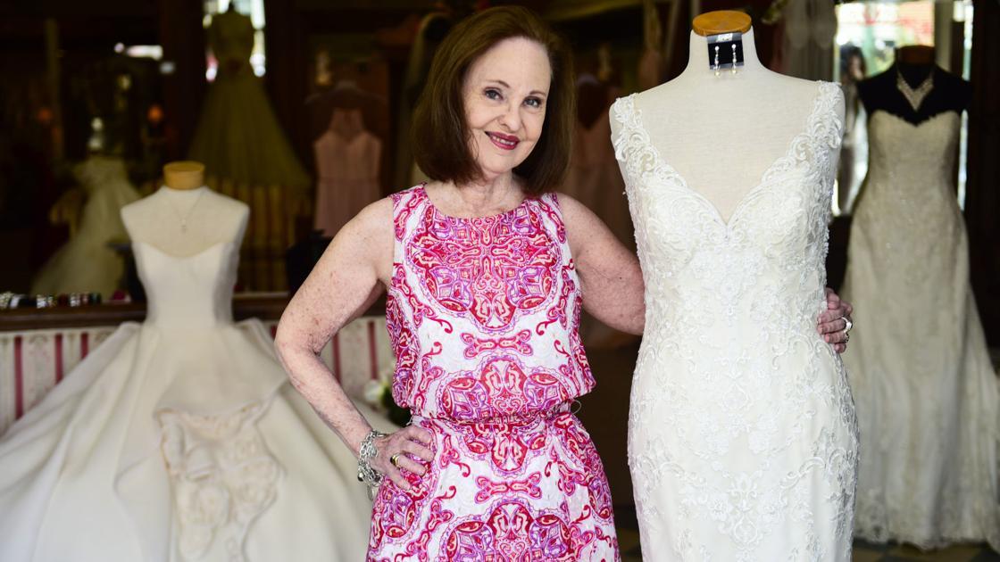 Venerable bridal shop serves as an example of hope for Buena Vista's revival