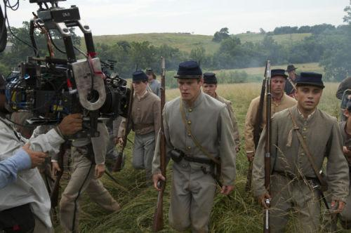 Civil War Battle Movie Field Of Lost Shoes Opens Next