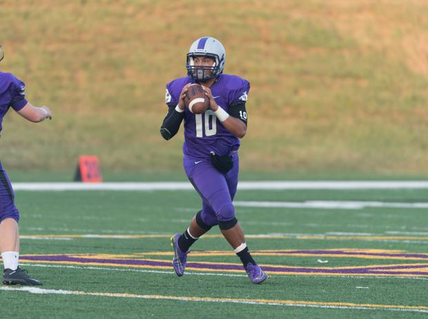 Murray Leading Patrick Henry Football Team In Right