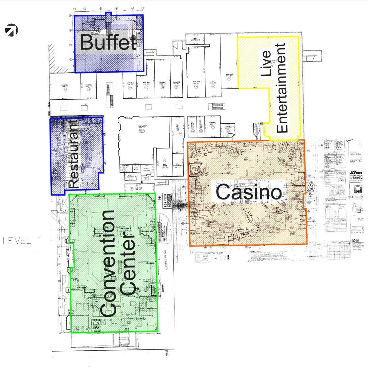 Casino Blueprints