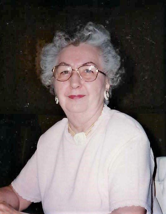 WEBB, Evelyn Dickerson