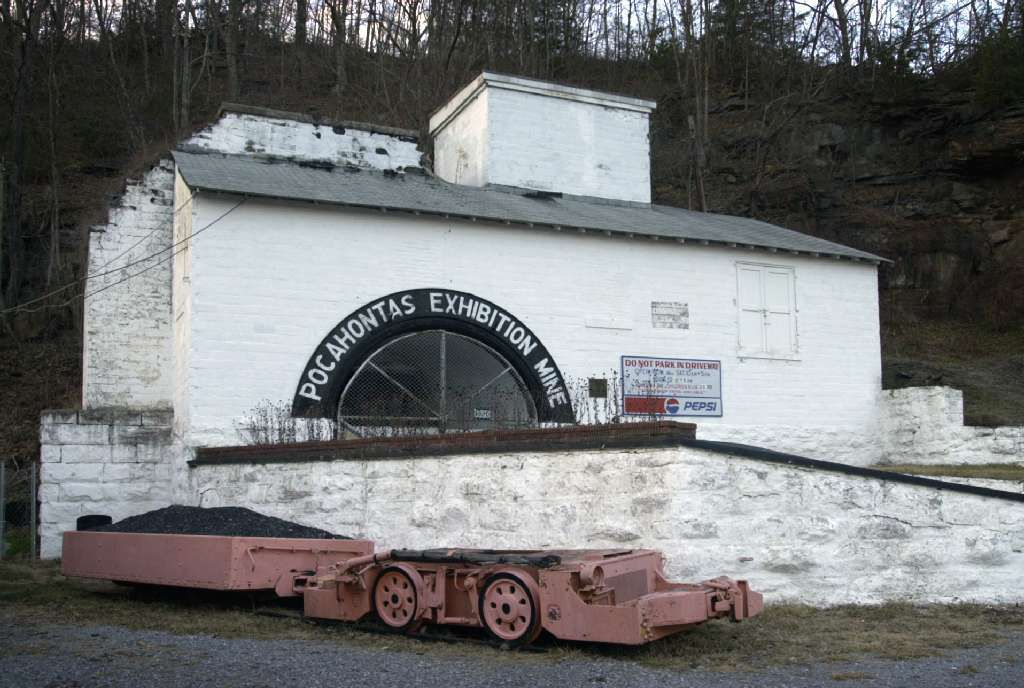 Pocahontas Exhibition Mine and Museum