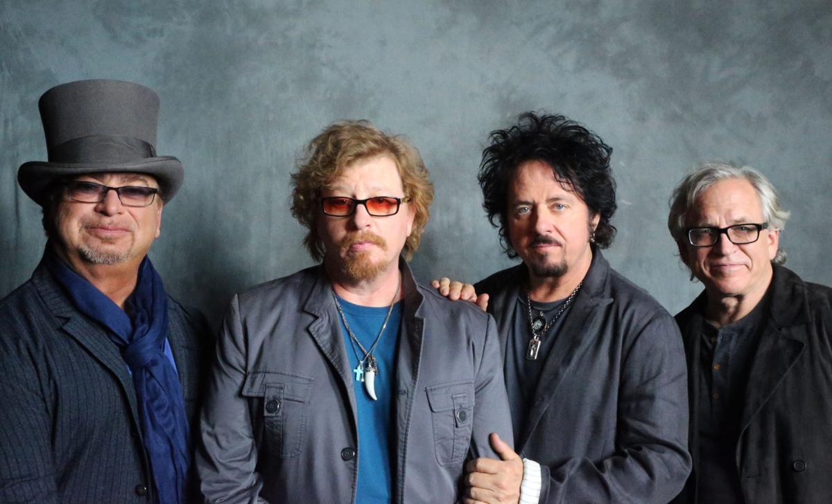 Toto hits the Harvester on Thursday | Music | roanoke.com