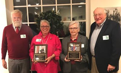 Salem Museum honors volunteers | Local News | roanoke com