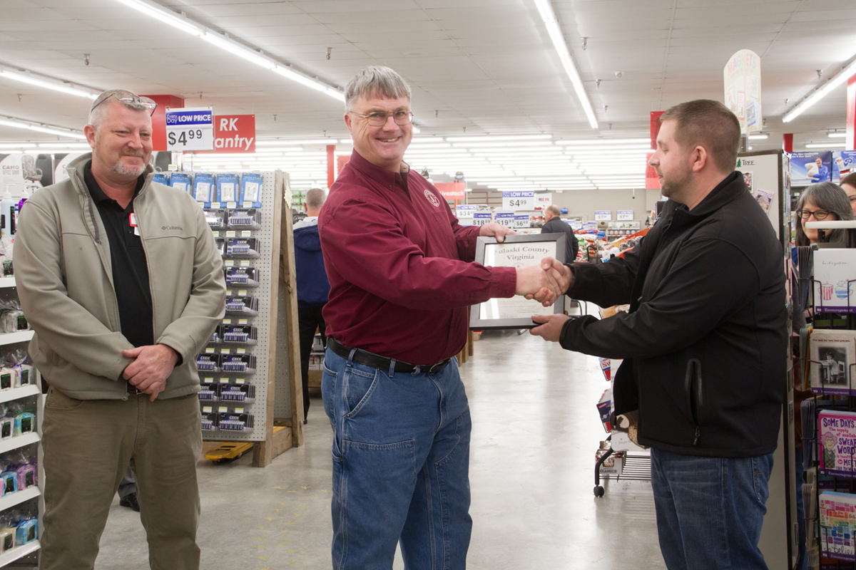 Rural King opens its second Virginia location in Pulaski County
